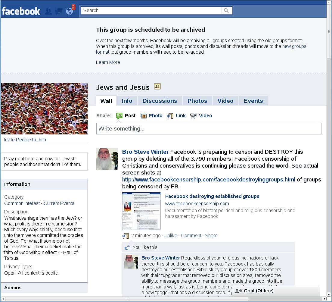 http://www.facebookcensorship.com see documentation